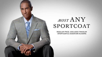 JoS. A. Bank TV Spot, 'March 2014 BOGO Sportcoat + 2 Sportshirts + 2 Pants' - 75 commercial airings