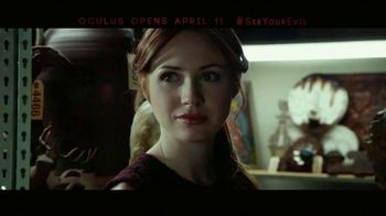 Oculus - Alternate Trailer 14