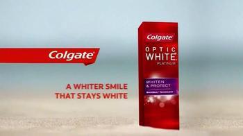 Colgate Optic White TV Spot, 'Sand Dollar' - Thumbnail 7