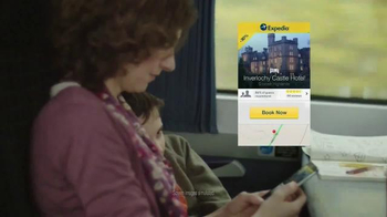 Expedia TV Spot, 'Find Your Storybook: Mobile App' - Thumbnail 1