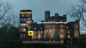 Expedia TV Spot, 'Find Your Storybook: Mobile App' - Thumbnail 4