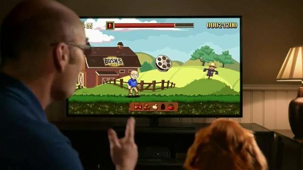 Bush S Best Tv Commercial Video Games Ispot Tv
