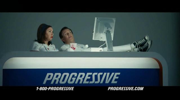 Progressive TV Spot, 'Heist' - Thumbnail 6