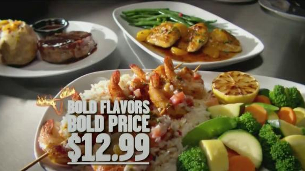 Longhorn Steakhouse TV Commercial, 'Bold Flavors, Bold Price.'