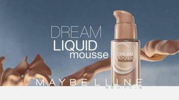 Maybelline New York Dream Liquid Mousse TV Spot - Thumbnail 3
