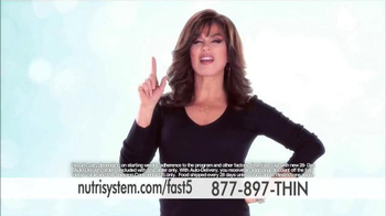 Nutrisystem Fast 5 TV Spot, 'First Five Pounds' Featuring Marie Osmond - Thumbnail 9