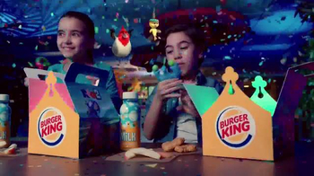 Burger King Kid\'s Meal TV Spot, \'Rio\'