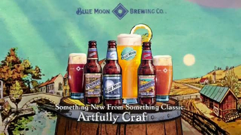 Blue Moon Expressionist Collection TV Spot, 'Something New' - Thumbnail 10