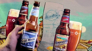 Blue Moon Expressionist Collection TV Spot, 'Something New'