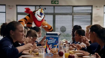 Frosted Flakes TV Spot for Fuel and Fun - 2575 commercial airings