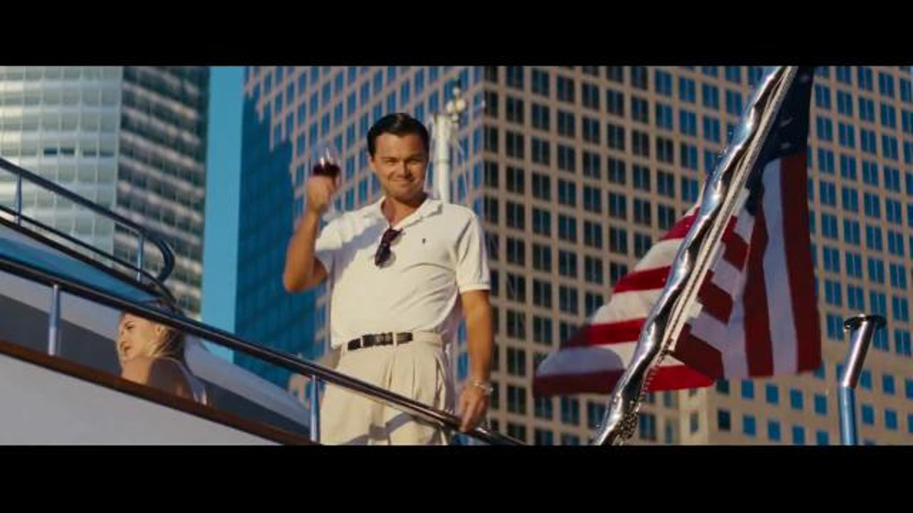 The Wolf of Wall Street Blu-ray Combo Pack TV Spot