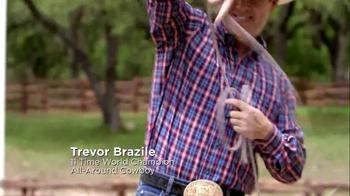 Wrangler Advanced Comfort TV Spot featuring Trevor Brazile - Thumbnail 1