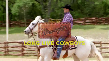 Wrangler Advanced Comfort TV Spot featuring Trevor Brazile - Thumbnail 10