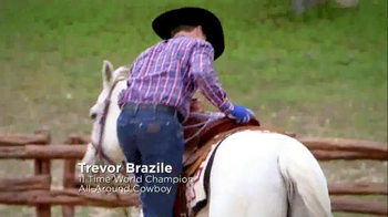 Wrangler Advanced Comfort TV Spot featuring Trevor Brazile - Thumbnail 2