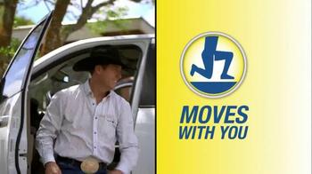 Wrangler Advanced Comfort TV Spot featuring Trevor Brazile - Thumbnail 8
