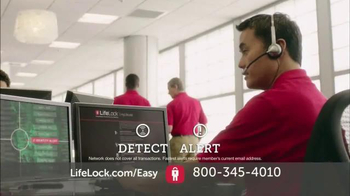 LifeLock TV Spot, 'Get Protected' - Thumbnail 5