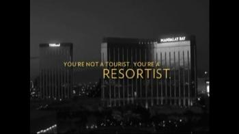 Mandalay Bay Resort and Casino TV Spot, 'Resortist' - Thumbnail 9