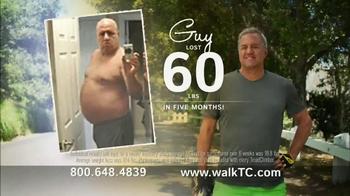 Bowflex TreadClimber TV Spot, 'Men Walking' - Thumbnail 8