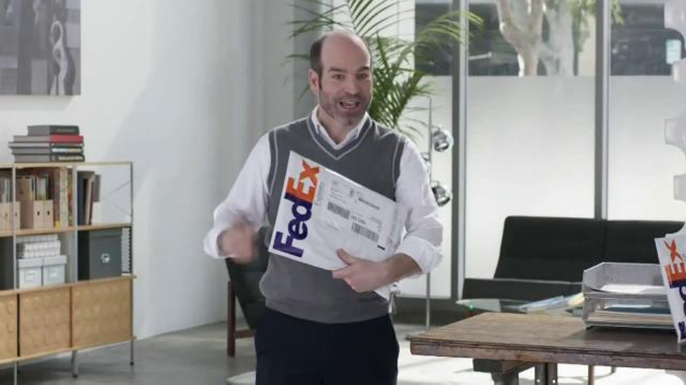 FedEx TV Commercial, 'Good News, Bad News'