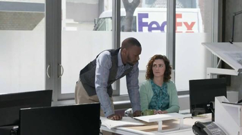 FedEx TV Spot, 'Good News, Bad News' - Thumbnail 6