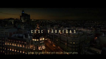 Beats Audio TV Spot Featuring Cesc Fabregas, Song by Aloe Blacc