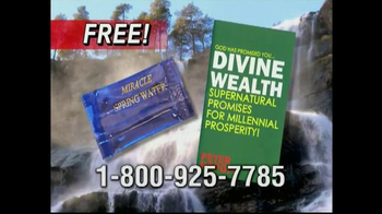 Peter Popoff Ministries TV Spot, \'Divine Health\'