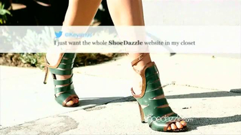 Shoedazzle.com TV Spot, 'Tweets' Song by Icona Pop - Thumbnail 1