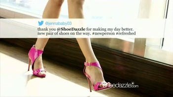 Shoedazzle.com TV Spot, 'Tweets' Song by Icona Pop - Thumbnail 3