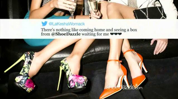 Shoedazzle.com TV Spot, 'Tweets' Song by Icona Pop - Thumbnail 5