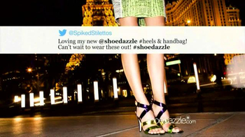 Shoedazzle.com TV Spot, 'Tweets' Song by Icona Pop - Thumbnail 6