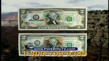 New England Mint $2 National Park Bills TV Spot - Thumbnail 8