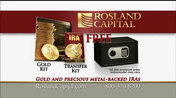 Rosland Capital TV Spot, 'U.S. Debt Clock' - Thumbnail 8