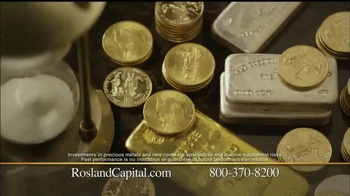 Rosland Capital TV Spot, 'U.S. Debt Clock' - Thumbnail 3
