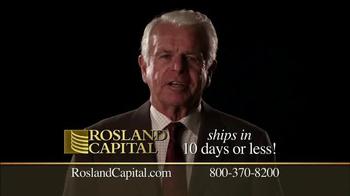 Rosland Capital TV Spot, 'U.S. Debt Clock' - Thumbnail 5