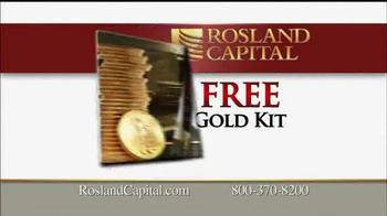 Rosland Capital TV Spot, 'U.S. Debt Clock' - Thumbnail 7