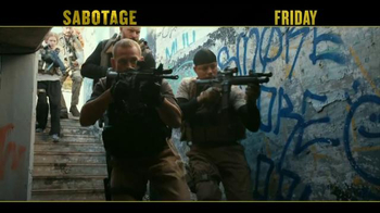 Sabotage - Alternate Trailer 33