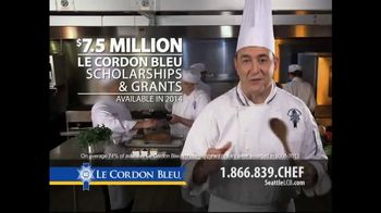 Le Cordon Bleu TV Spot, 'Missing Ingredient'