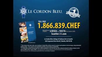 Le Cordon Bleu TV Spot, 'Missing Ingredient' - Thumbnail 7