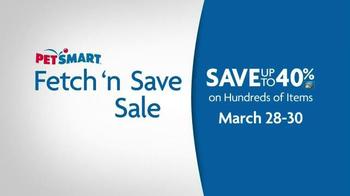 PetSmart Fetch 'n Save Sale TV Spot - Thumbnail 5
