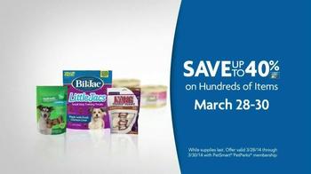PetSmart Fetch 'n Save Sale TV Spot - Thumbnail 7