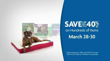 PetSmart Fetch 'n Save Sale TV Spot - Thumbnail 8