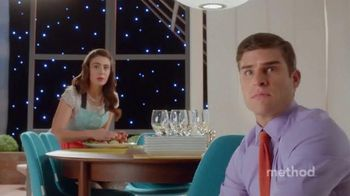 Method All-Purpose Cleaner TV Spot, 'Dinner with the Parents'