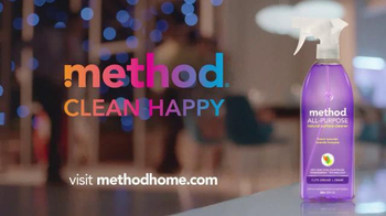 Method All-Purpose Cleaner TV Spot, 'Dinner with the Parents' - Thumbnail 9