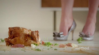 Method All-Purpose Cleaner TV Spot, 'Dinner with the Parents' - Thumbnail 2