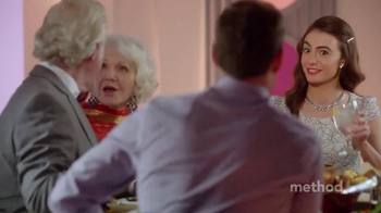 Method All-Purpose Cleaner TV Spot, 'Dinner with the Parents' - Thumbnail 8