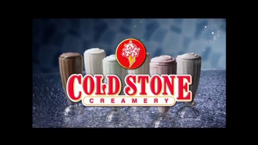 Cold Stone Creamery TV Commercial, 'Happy Hour Shakes'