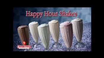 Cold Stone Creamery TV Spot, 'Happy Hour Shakes' - Thumbnail 6
