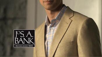 JoS. A. Bank April 2014 Half Off Event TV Spot - Thumbnail 2