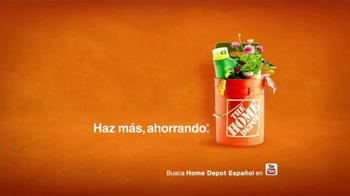 The Home Depot Spring Black Friday TV Spot, 'Primavera' [Spanish] - Thumbnail 9