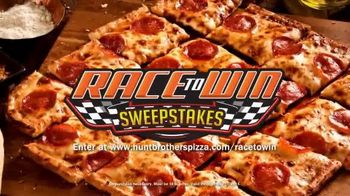 Hunt Brothers Pizza TV Spot, 'Race to Win Sweepstakes' - Thumbnail 8